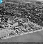 1953 from the west, Britain from Above archive
