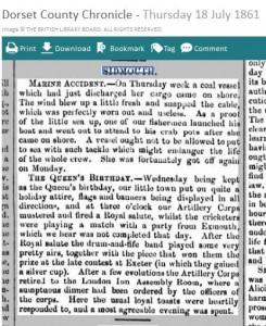 1861 coal and artillery