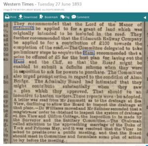1893 buying Ham