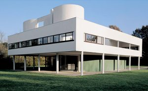 le_corbusier Art Deco towards International style