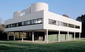 le_corbusier Art Deco towards International style