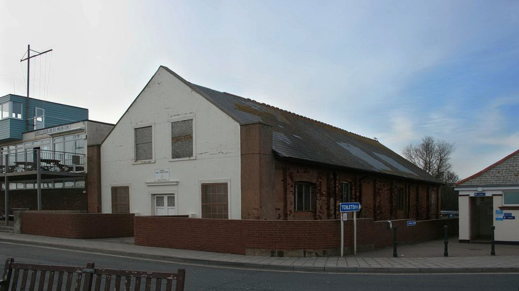 Sidmouth Drill Hall